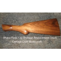 Ithaca Flues 12g Shotgun Replacement Stock