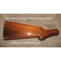 Iver Johnson Single Shot Replacement Stock