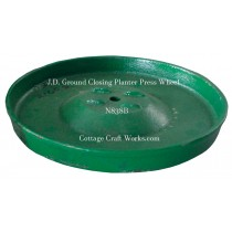 J.D. Planter Ground Closing Press Wheel