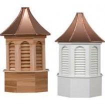 The Kingston Louvered Cupolas