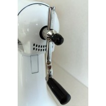Kitchen Aid Mixer to Hand Crank Conversion