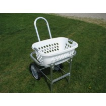 Aluminum Laundry Cart