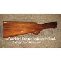 Lefever-Nitro-Shotgun-Replacement-Stock