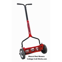 Mascot Silent Cut Reel Mowers