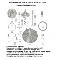 Maytag Wringer Washer Parts Self Sufficient Living Home Goods