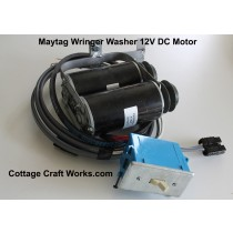 Maytag Wringer Washer DC Motor Conversion Kit