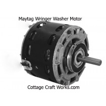 Maytag Wringer Washer New Replacement Electric Motor