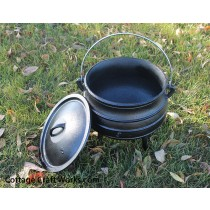 Three Leg Cast Iron Kettle-2 gal