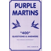 Purple Martins 400 Q&A