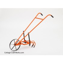 Hand Push All Metal Garden Cultivator