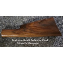 Remington Model 8 Rifle Replacement Stock