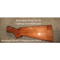 Remington Model 14 and 141 Replacement Stock