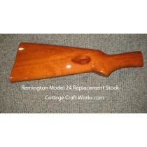 Remington Model 24 Replacement Stock