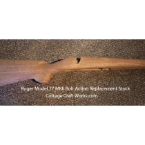 Ruger Model 77 MKII Bolt Action Stock