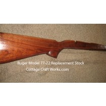 Ruger Model 77-22 Replacement Stock