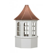 The Salisbury Window Cupola Poly