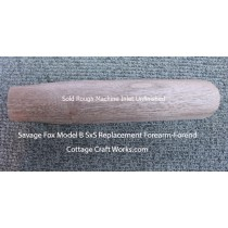 Savage Fox Model B SxS Replacement Forearm-Forend