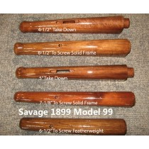 Savage Model | 1899 | 99 | Walnut Forearm | Forend