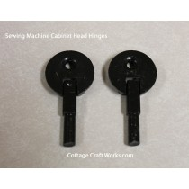 Sewing Machine Cabinet Head Hinges