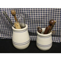 USA Stoneware Pottery | Spoon Jars | Medium-Large