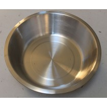 Heavy Duty Stainless Steel Dish Pan | Small 8-1/2 Qt
