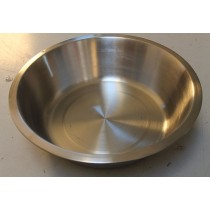 Heavy Duty Stainless Steel Dish Pan | Large 15 Qt