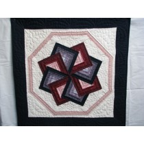 Amish Quilts |Star Spin Quilt