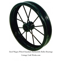 Steel Spoke Wheel