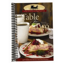 Table for Two Amish Cookbook