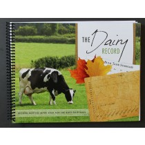 The Dairy Record | Complete Dairy Paper-Diary-Journal