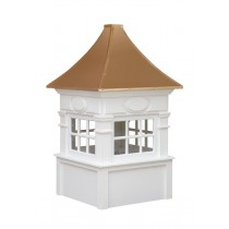 The Tremont Window Cupola (free shipping!)