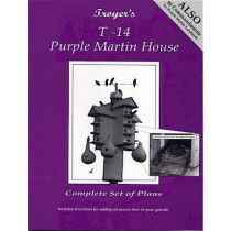 Purple Martin House Plan Book