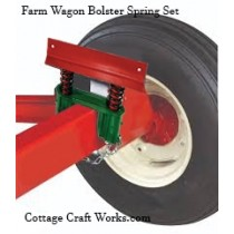 Farm Wagon Bed Bolster Springs