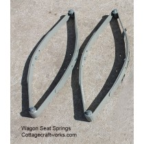 Wagon Seat Leaf Springs | Authentic Replacement