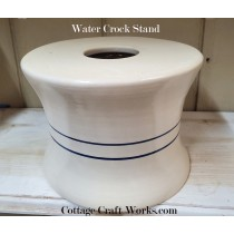 Water-Crock Stand