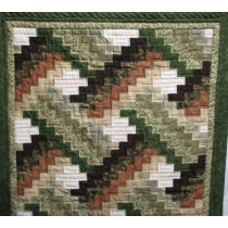 Amish Quilts-Weaver Fever Quilt