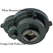 White Mountain Freezer Gear Housing