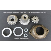 Immergood-White Mountain Hand Crank Replacement Gear Set