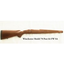 Winchester 70 Post 64 FW Short Action Finished Stock
