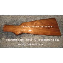 Winchester Model   1905   1907   Replacement Stock