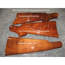 Winchester Model 1885 Replacement Stock