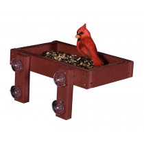 Window Mount Tray Bird Feeder