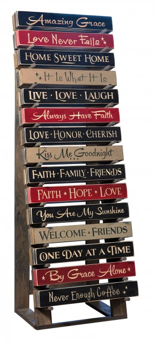 Country Home Signs | 24 Inch Inspirational Signs