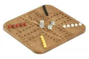 Aggravation Four Game Board