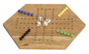 Aggravation Six Game Board