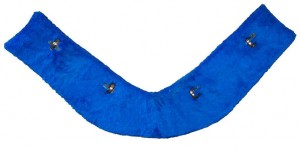 Buggy Horse Bottom Collar Pads