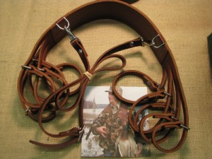 Heavy Duck/Goose Strap by Coyote Leather Company