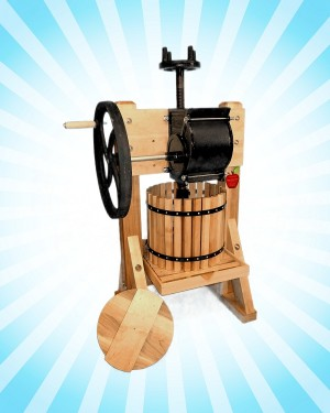 Homesteader Single Tub Cider & Wine Press