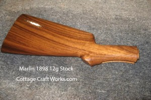 Marlin 1889 Replacement Shotgun Stock