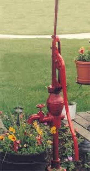 Heller Aller Windmill Double Acting Force Pump Model 50L